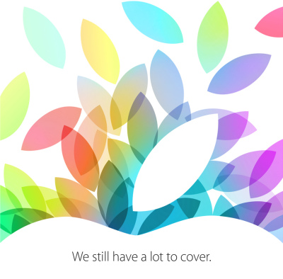 Apple: We Still Have A Lot To Cover