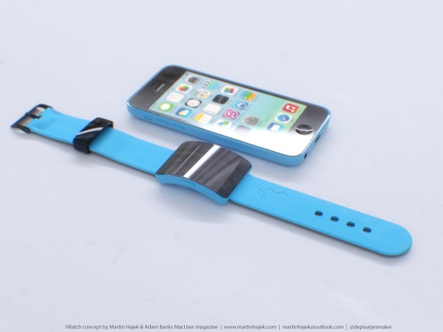 iWatch, iPhone 5C