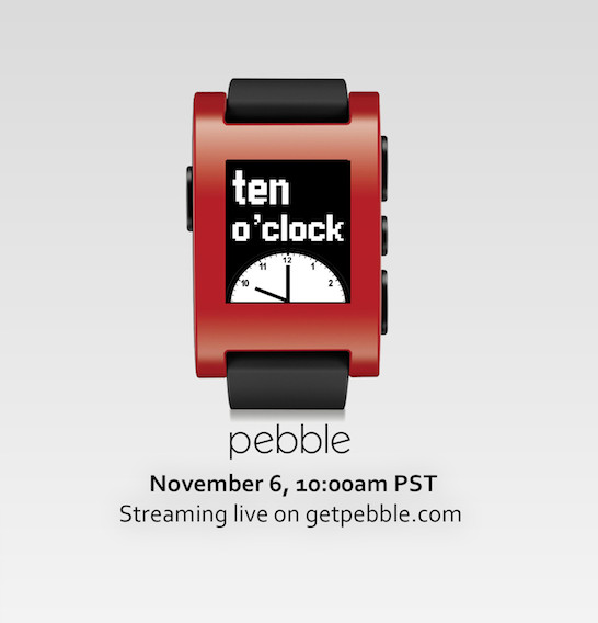 Pebble Event