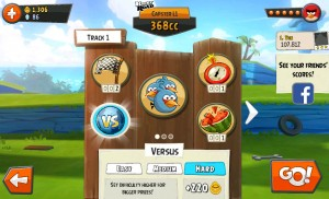 Angry Birds Go! Challenges