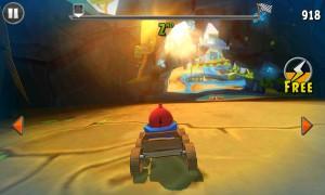 Angry Birds Go! Race