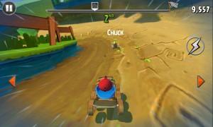 Angry Bird Go! Race