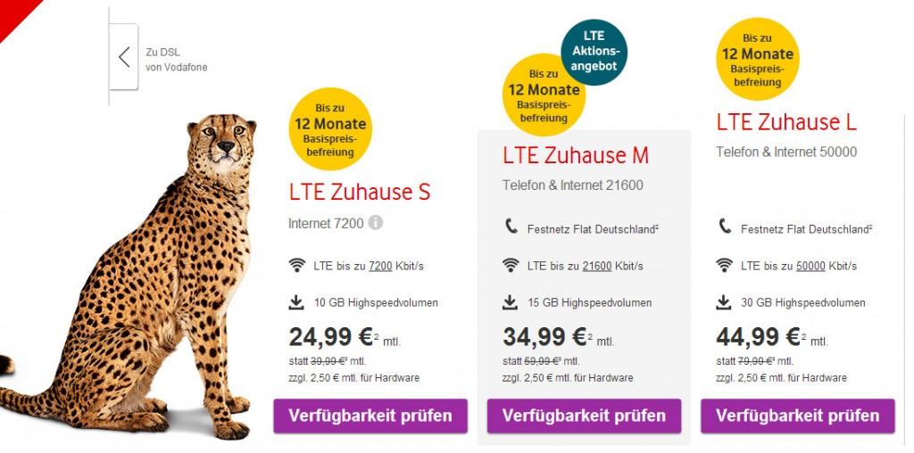 Vodafone LTE