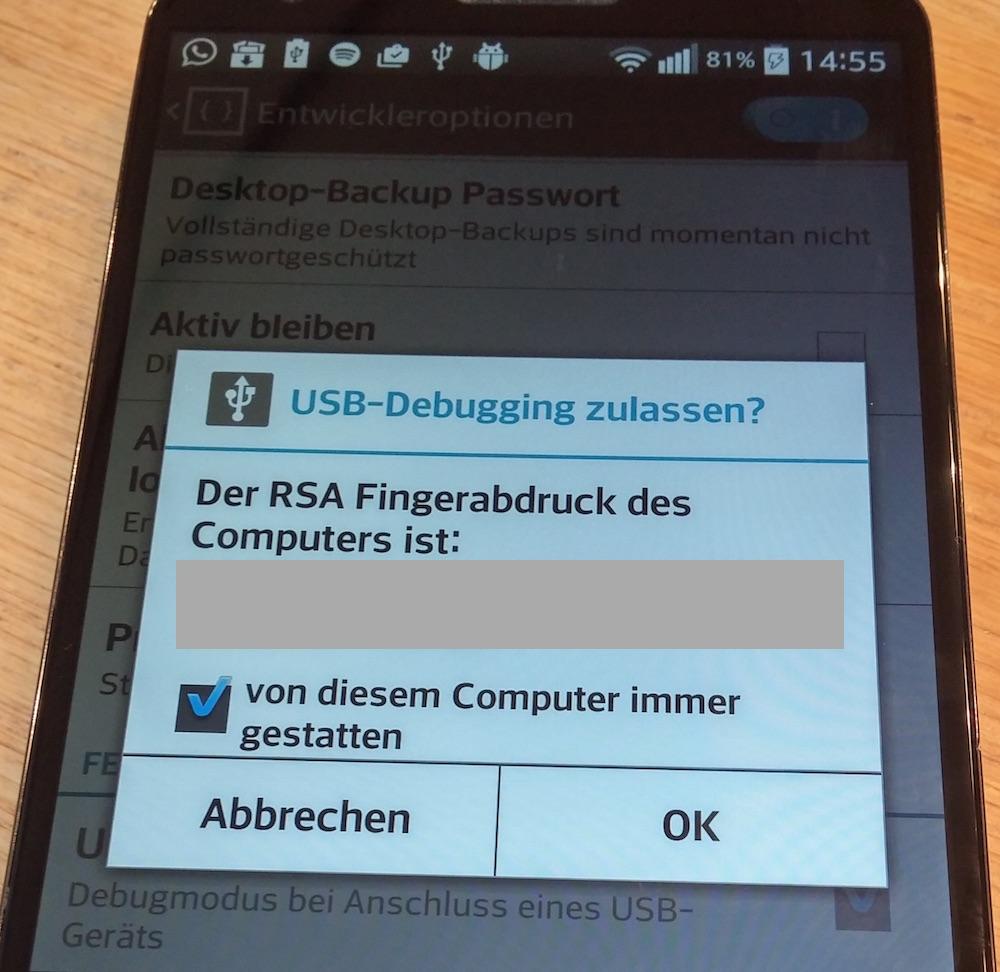 CyanogenMod LG G2