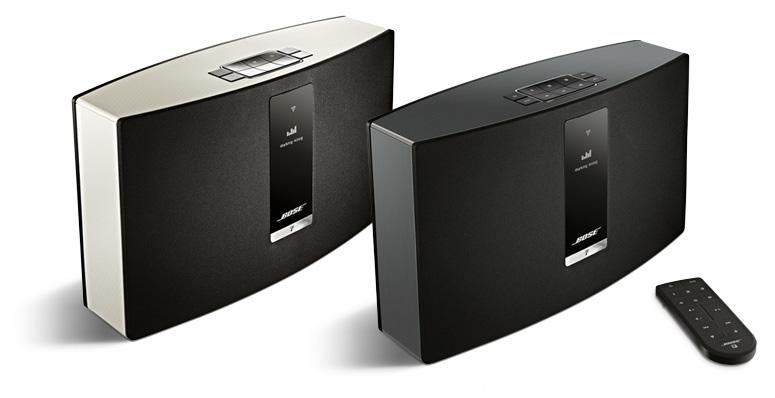 Bose SoundTouch 20 in grau und schwarz (Bild: Bose.de)