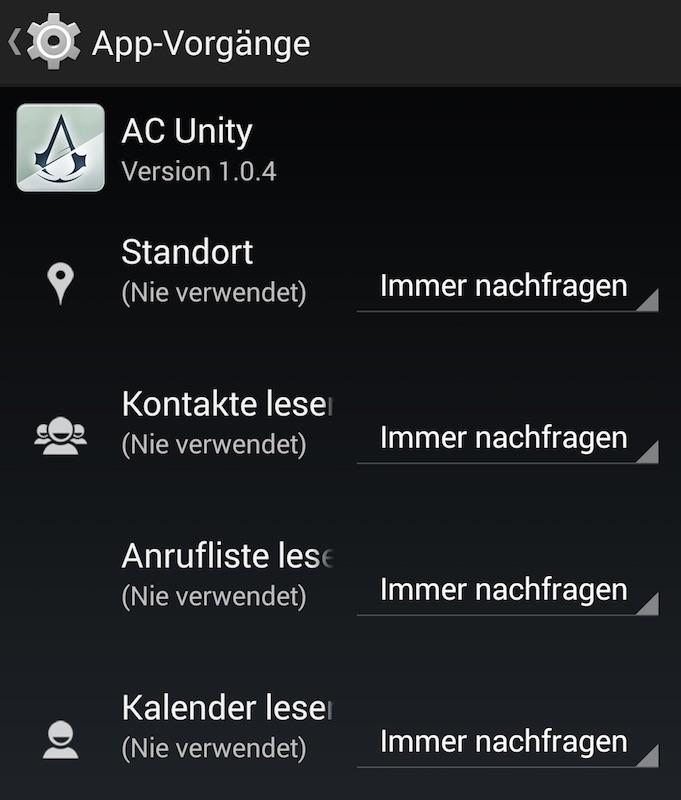 CyanogenMod Datenschutz
