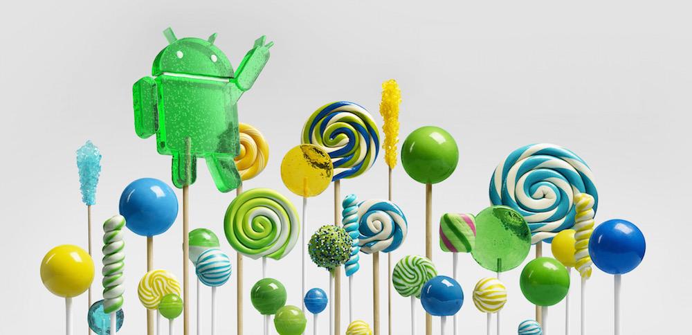 Android Logo von Google (Bild: Google Press Images).