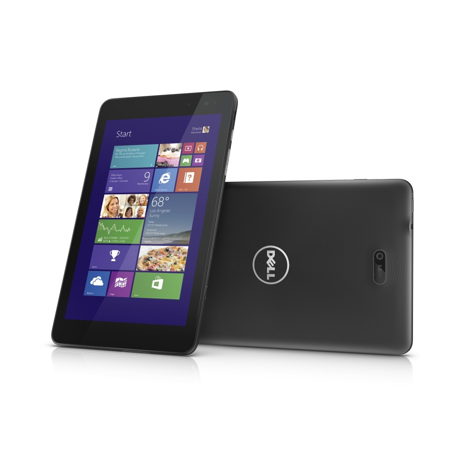 Dell Venue 8 Pro (Bild: Dell Press Images).