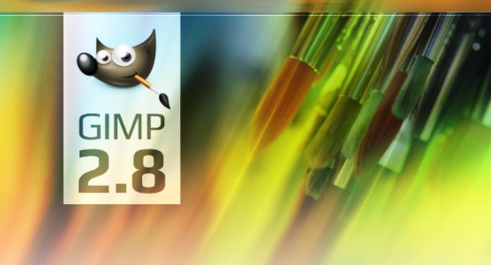 Bildbearbeitungssoftware GIMP (Bild: GIMP.org).