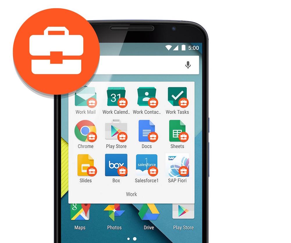 Apps laufen in einer Sandbox getrennt (Bild: Google).