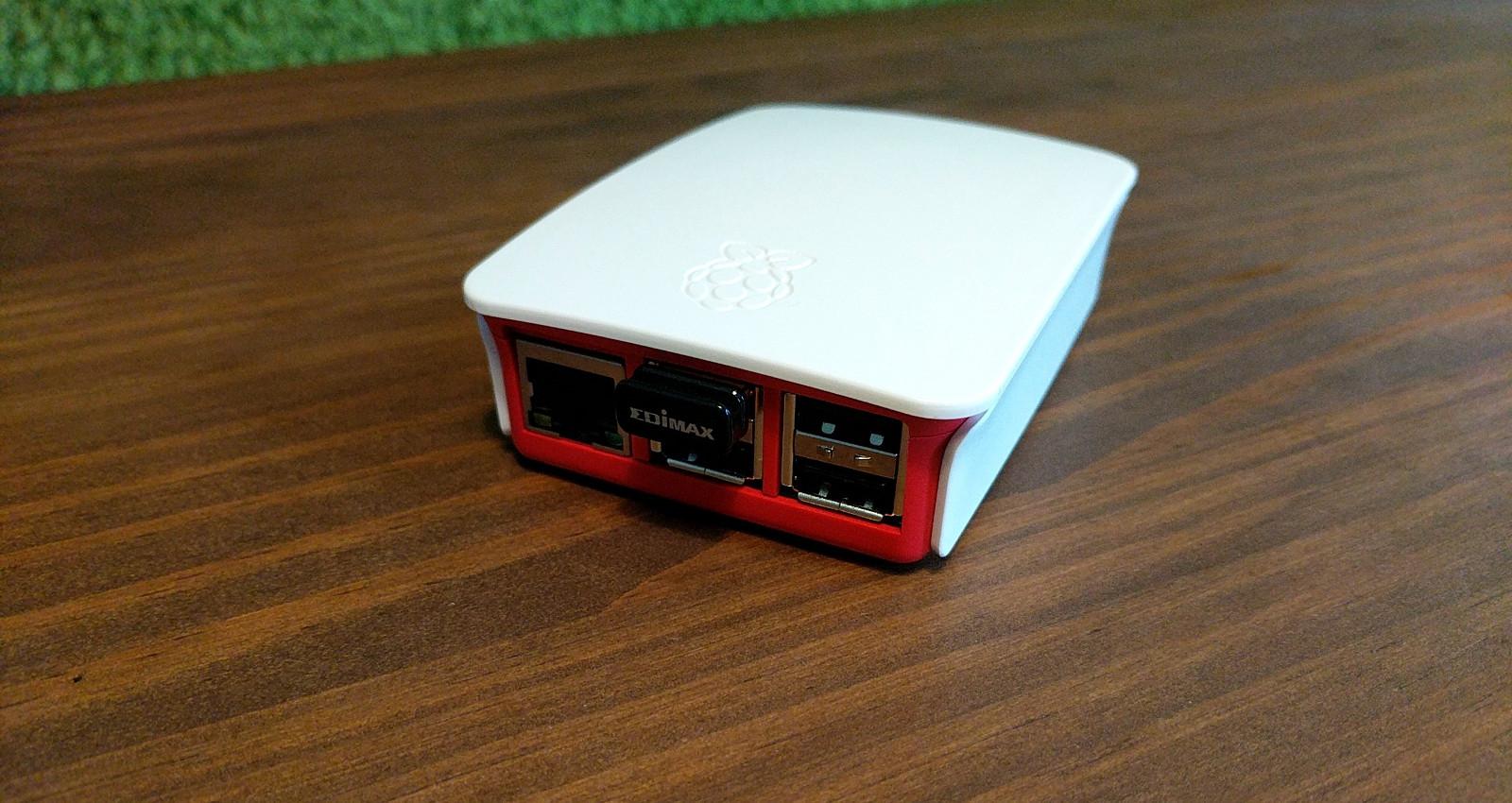 Raspberry Pi als Hotspot