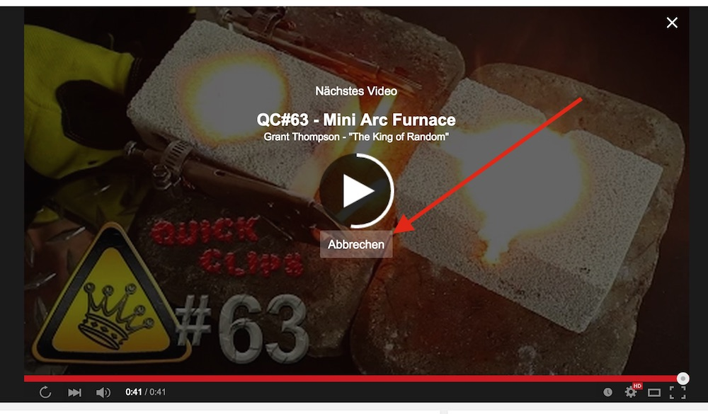 Anleitung Youtube Autoplay Für Vorgeschlagene Videos Deaktivieren
