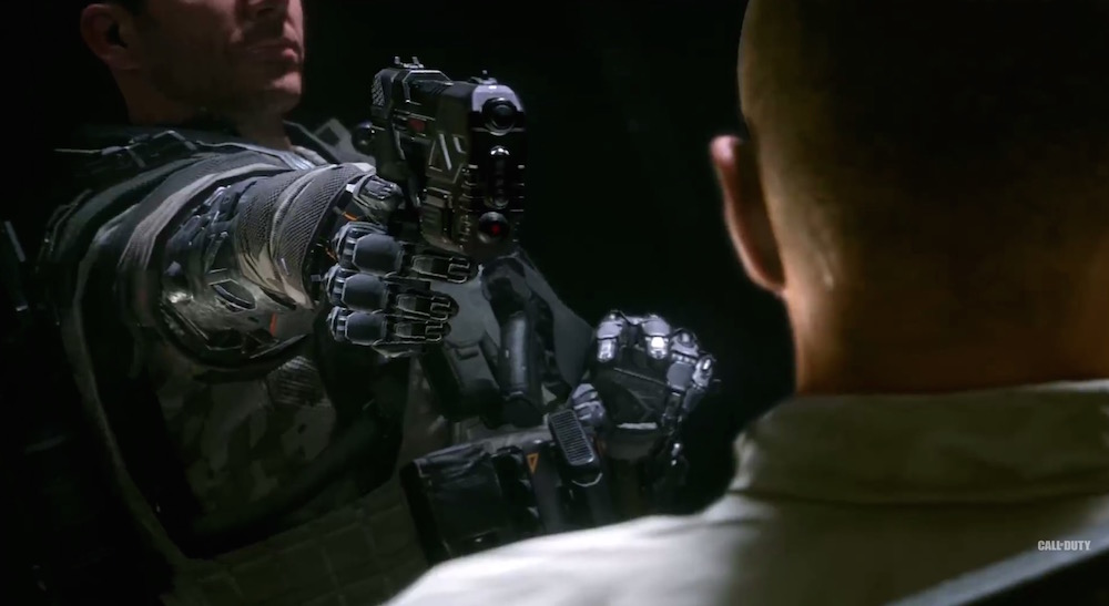 Call of Duty - Black Ops 3 Asche (Quelle: YouTube).