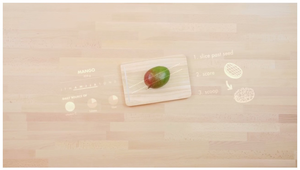 IKEA Concept Kitchen 2025 Table for Living (Bild: Concept Kitchen 2025).