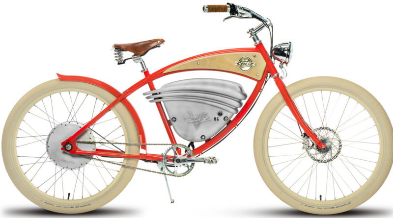 Das E-Bike Cruz von Vintage Electric