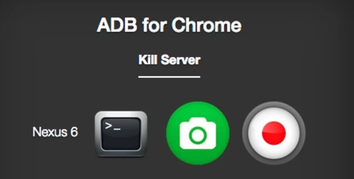ADB für Chrome (Bild: Screenshot Chrome Web Store).