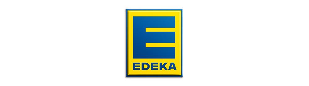 Edeka Logo (Bild: Edeka Pressebilder).