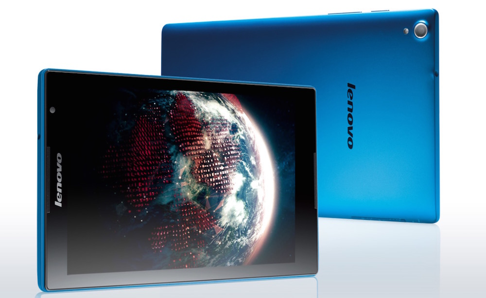 Lenovo S8-50 Android Tablet (Bild: Lenovo).