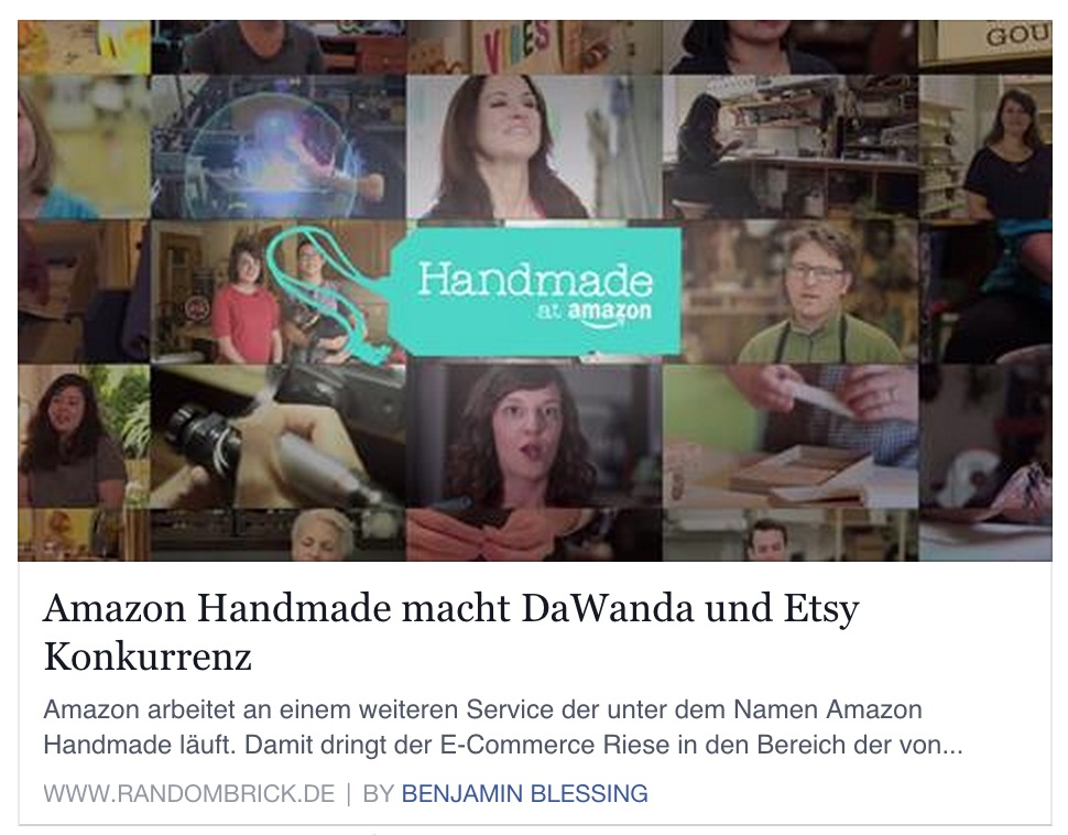 Facebook Author Tag in WordPress verwenden (Bild: Screenshot Facebook).