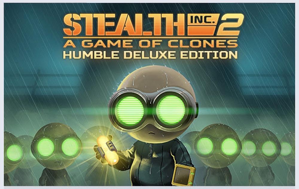 Stealth Inc 2 (Bild: Screenshot Humble Store).