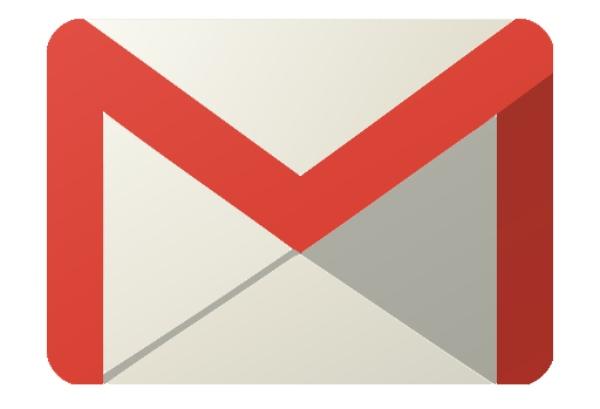 Das Gmail Logo (Bild: Google Pressebilder).