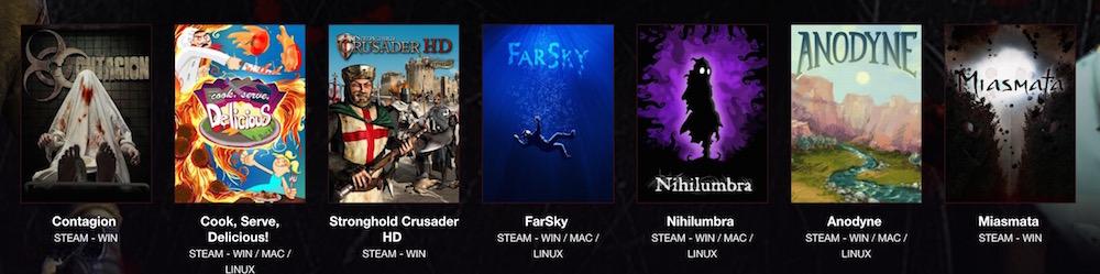Indie Legends Bundle 2 (Bild: Bundle Stars).