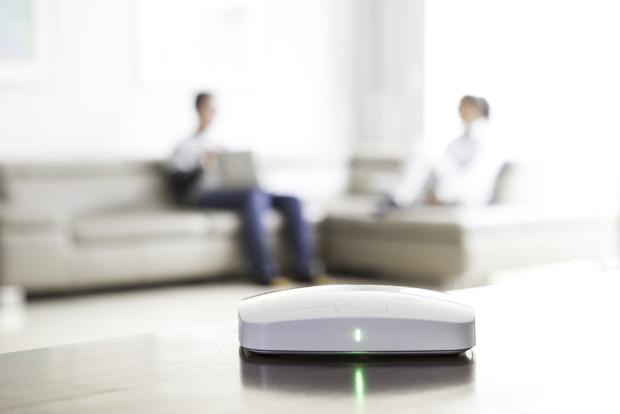 Der AVG Chime Router wird per Crowdfunding finanziert (Bild: Indiegogo.com).