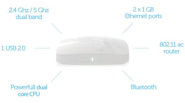 Chime unterstützt VPN- und Tor-Verbindungen (Bild: Indiegogo.com).