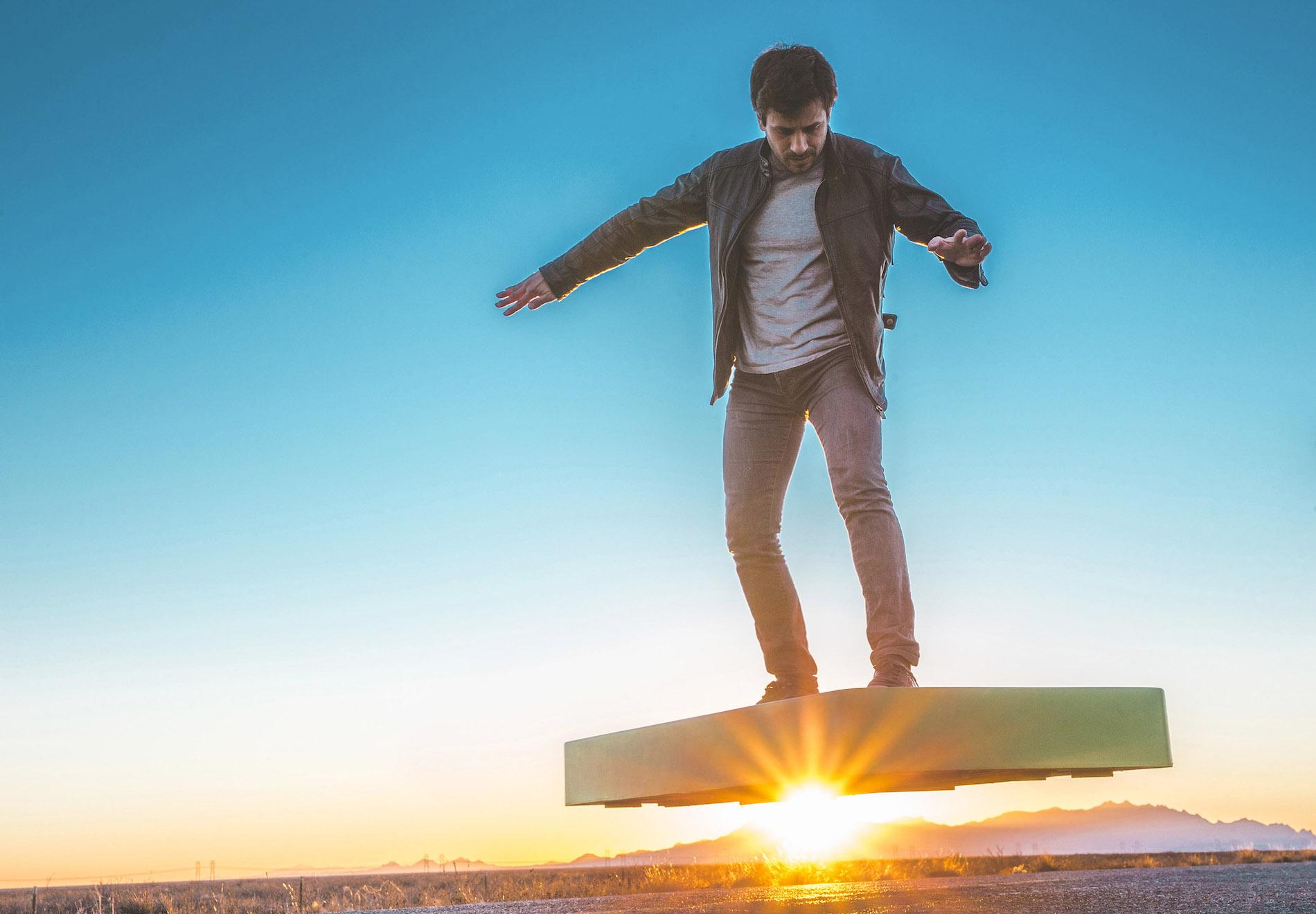 ArcaBoard Hoverboard