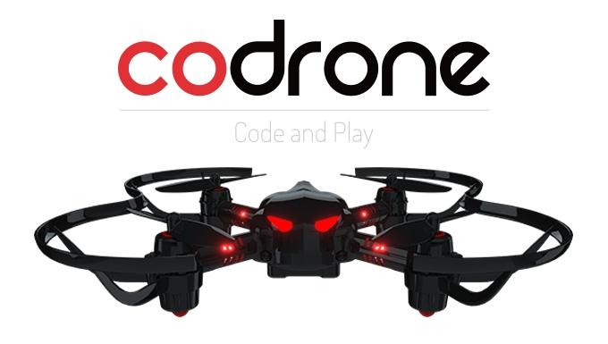CoDrone bei Kickstarter