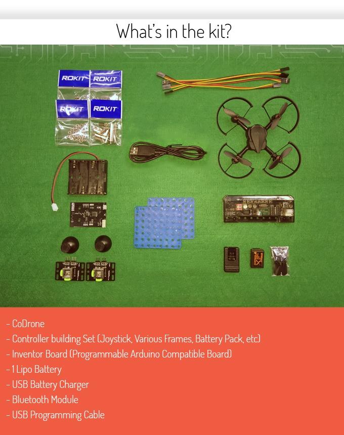 Das CoDrone-Kit