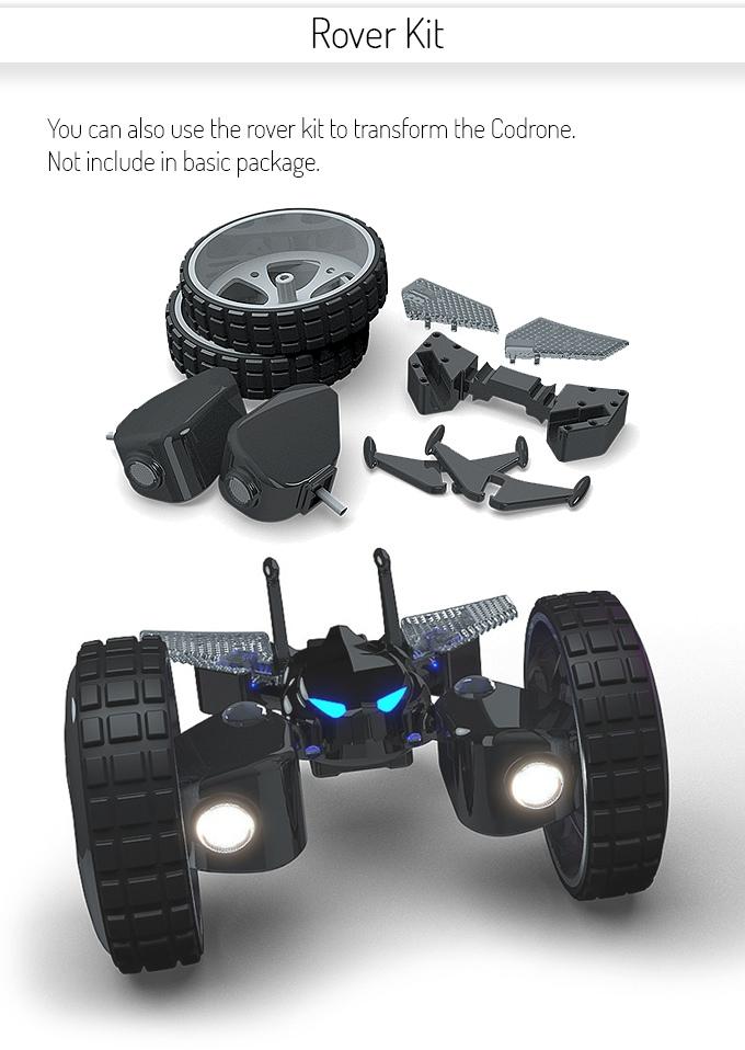 Das CoDrone Rover Kit