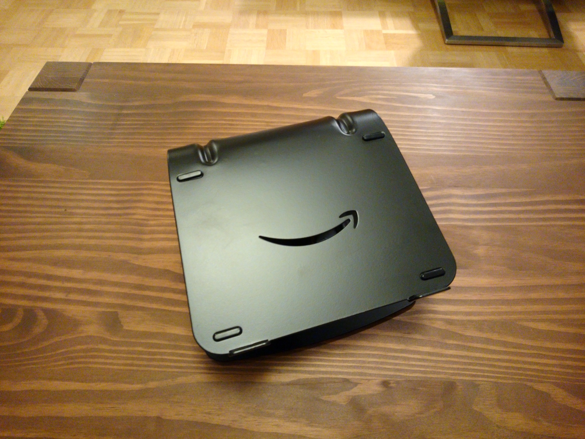 AmazonBasics Laptopständer Testbericht