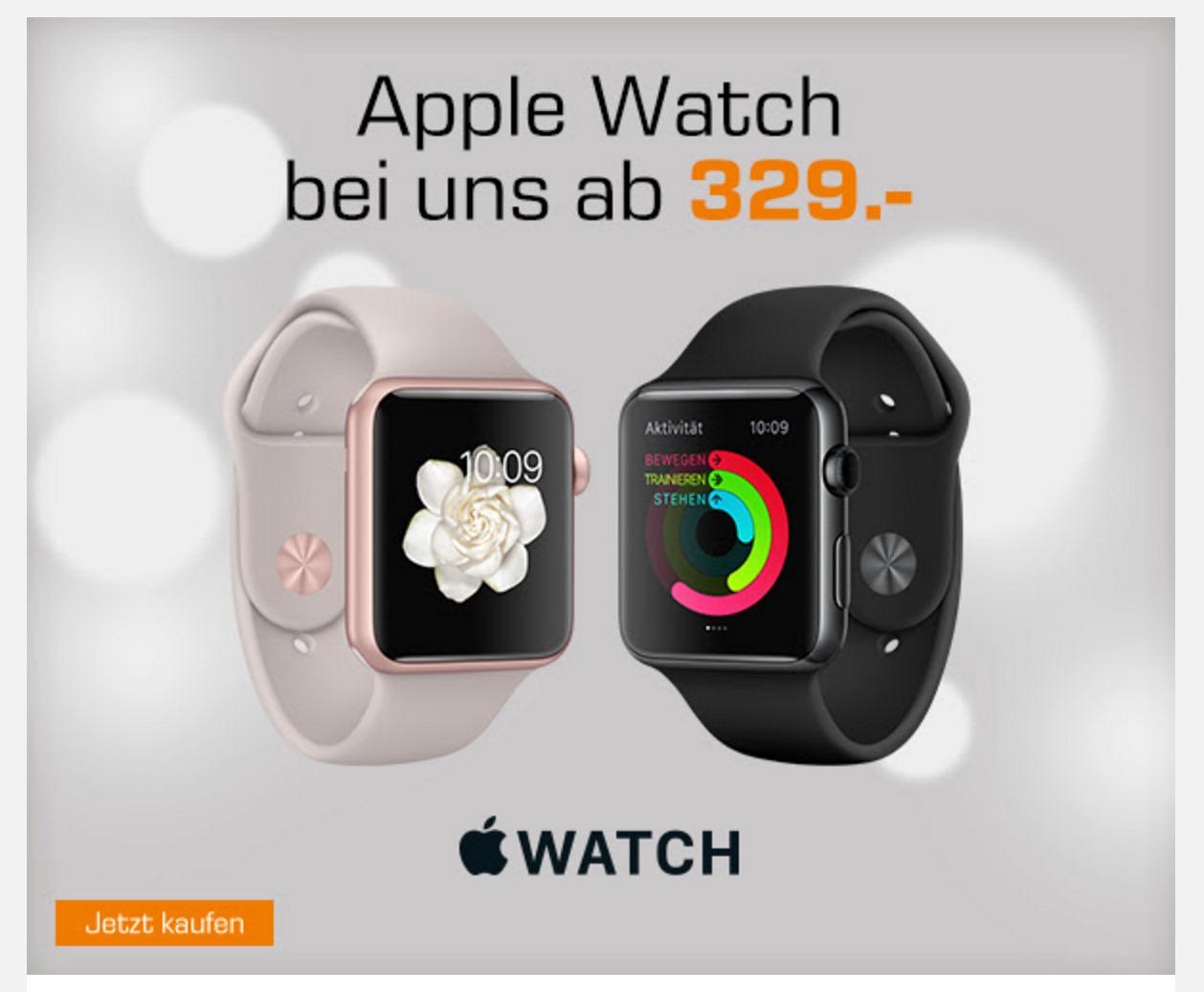 Apple Watch im Angebot