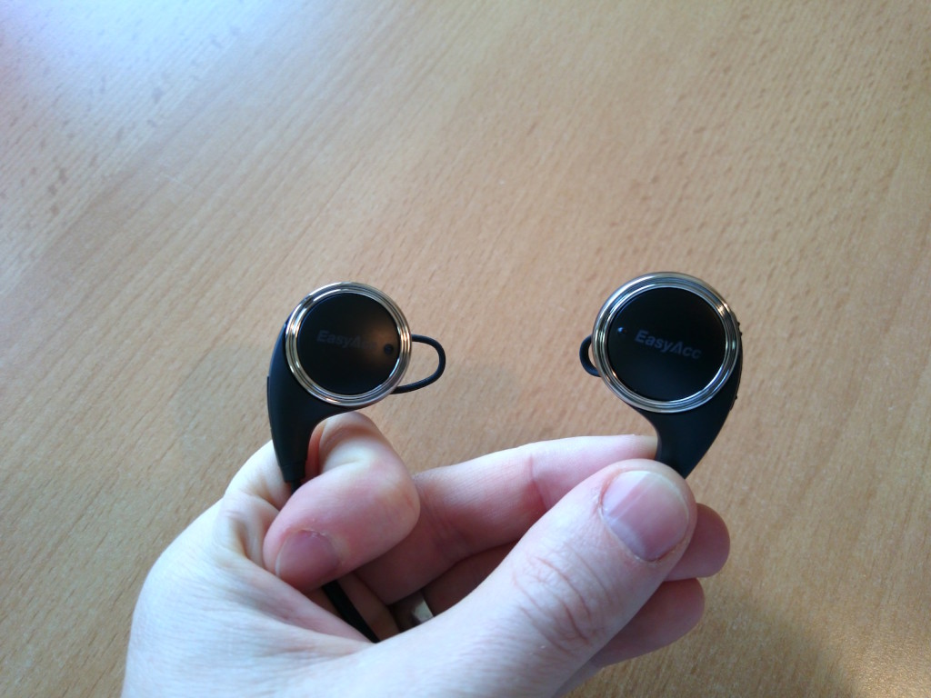 EasyAcc EP1 Bluetooth Sport Ohrhörer Testbericht