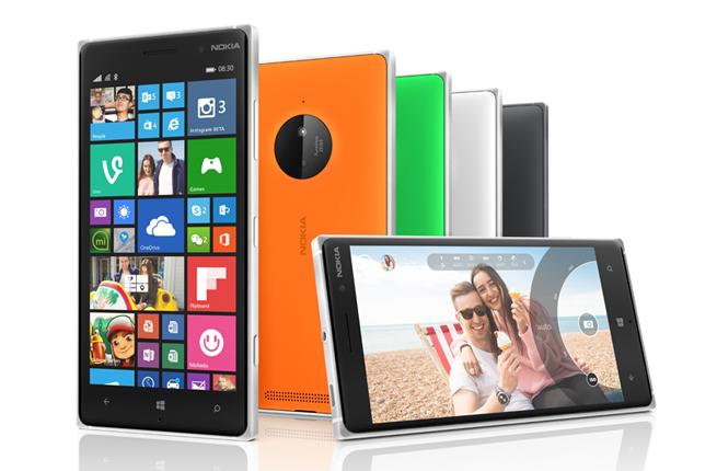 Microsoft Lumia 830