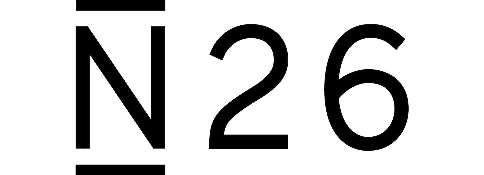 Das N26 Logo