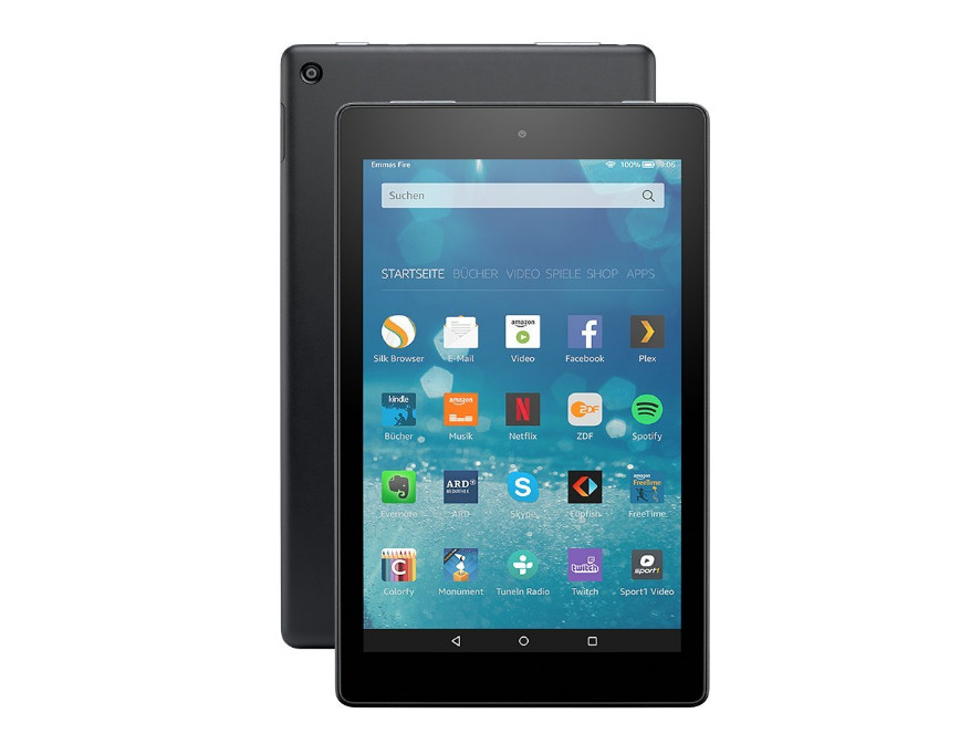 Das Amazon Fire HD 8