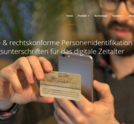 IDnow digitale Identifizierung