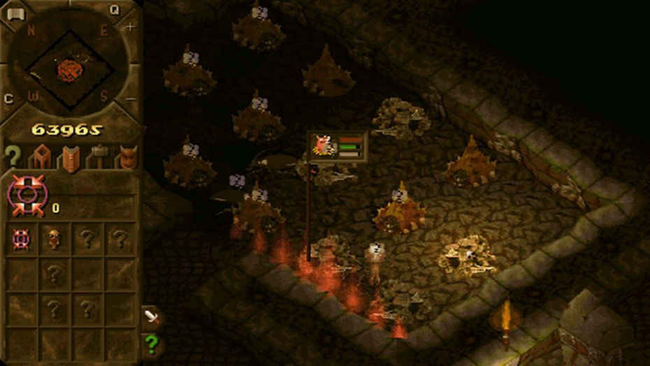 Dungeon Keeper als kostenloser Download
