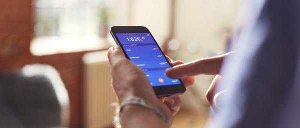 yomo Smartphone-App für Sparkassen