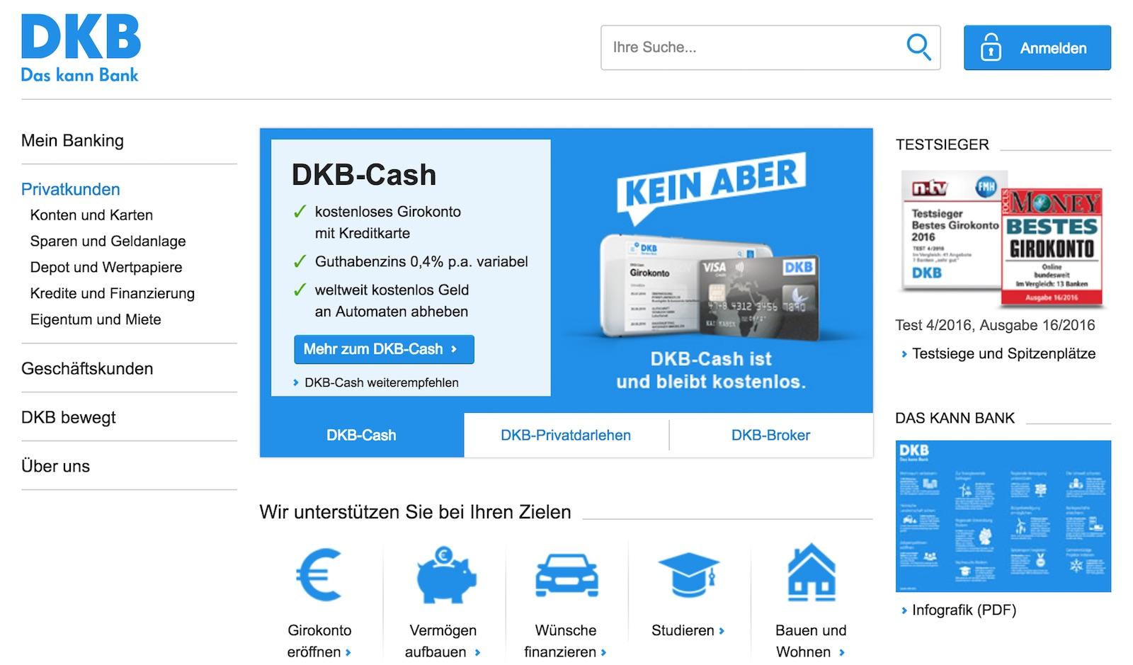 DKB-Cash Testbericht