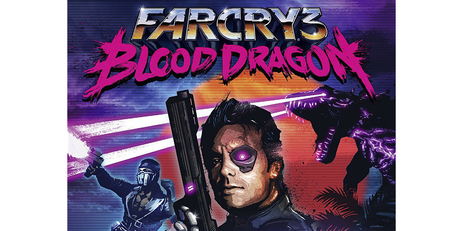 FarCry3 Blood Dragon Download