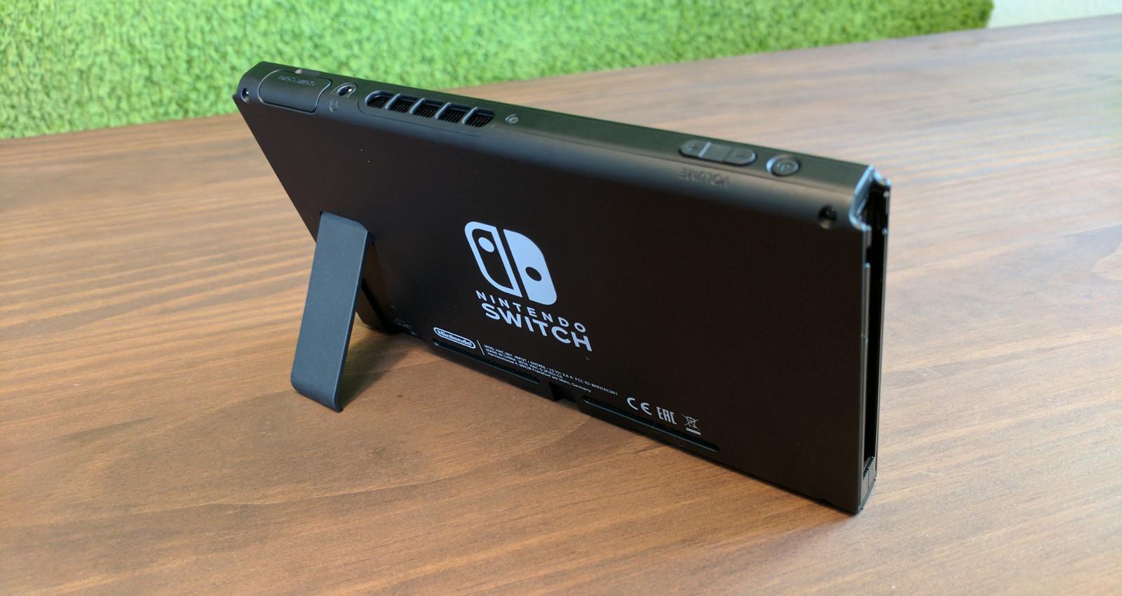 Nintendo Switch Ständer