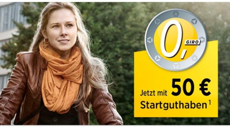 Commerzbank Kostenloses Girokonto Mit 50 Euro Startguthaben