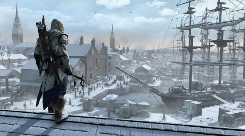 Kostenloser Download Assassins Creed 3