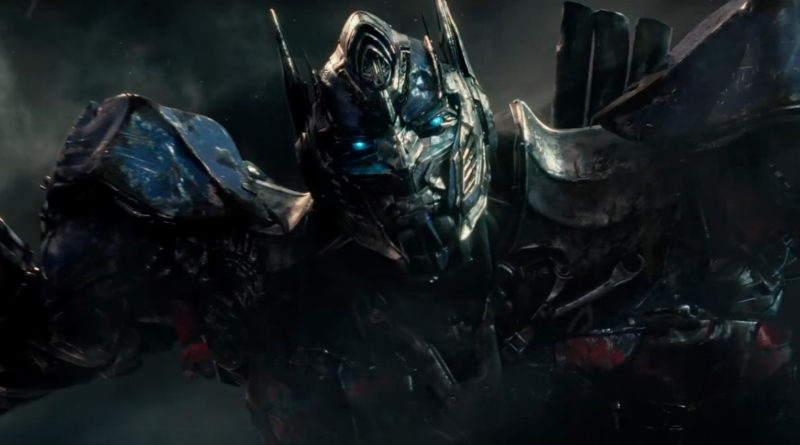 Transformers - The Last Knight Trailer