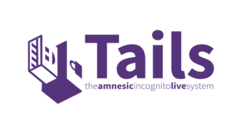 Linux Tails Logo