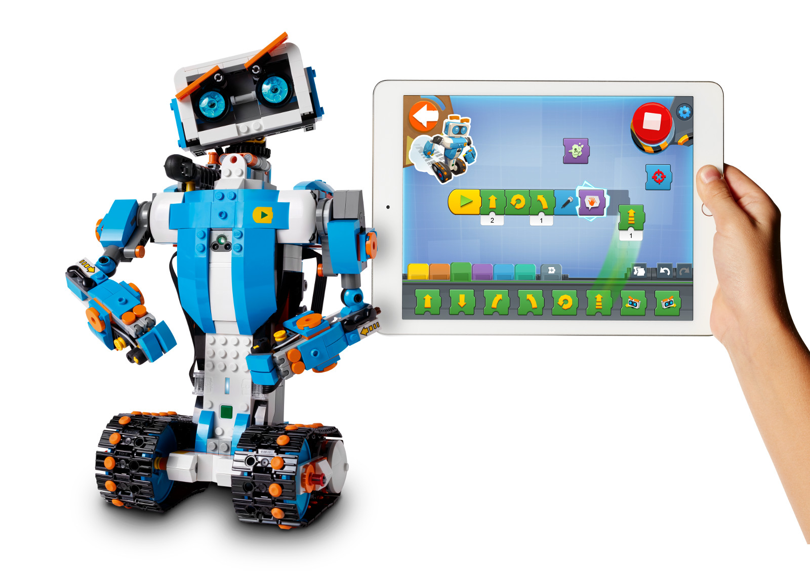 Logo Boost iPad