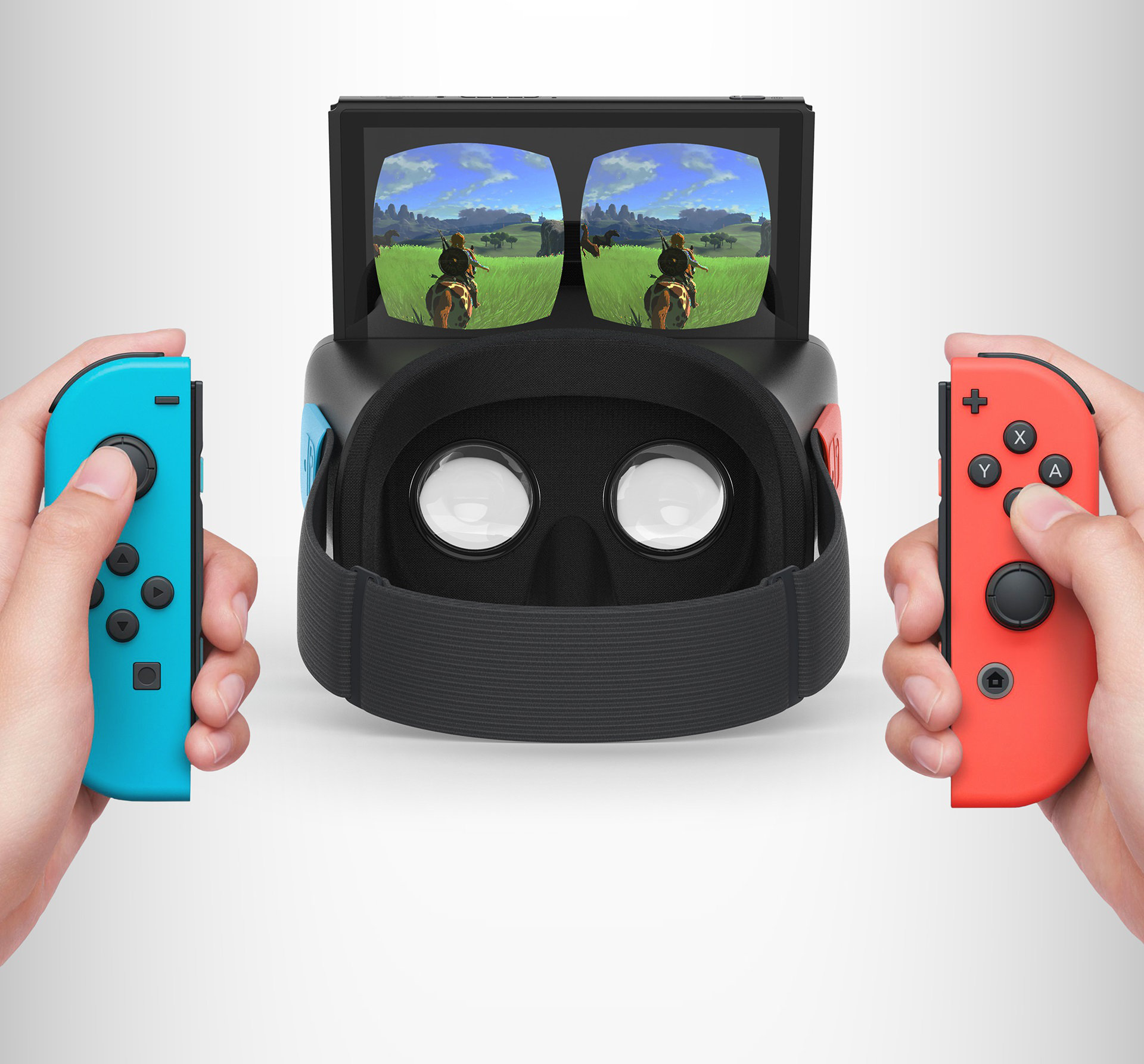 Nintendo Switch VR Headset